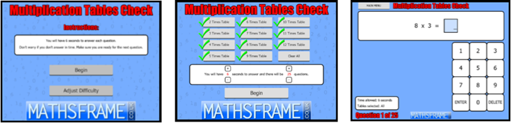 Year 4 Multiplication Tables Check | Holmer Lake Primary School